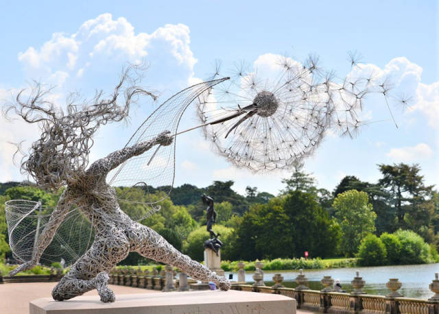 Some Of The Most Astounding And Creative Sculptures In The World