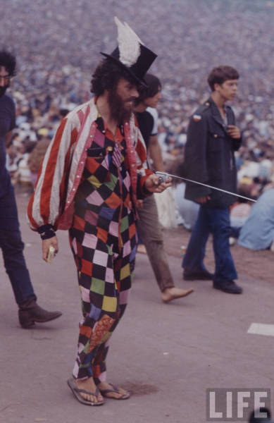 Photos That Show What It Was Like To Be At The Woodstock Festival In 1969