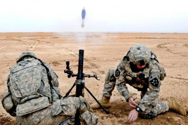Military Photos Taken At The Right Moment Makes It A Huge Win