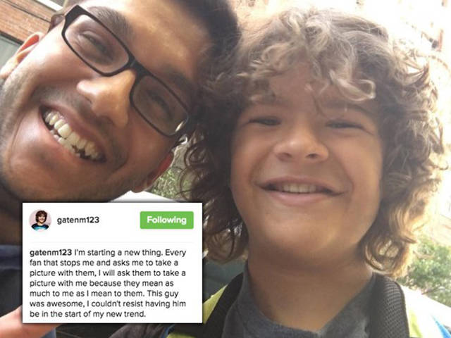 "Toothless Goofy Kid From ""Stranger Things"" Gives Back All The Love He Has To His Fans"