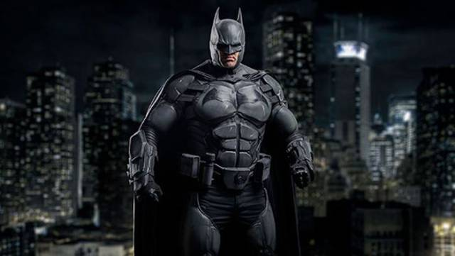 Awesome Batman Cosplay Got Its Creator A Guinness World Record