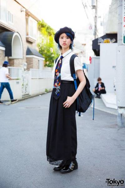 Tokyo Street Fashion Is One Of A Kind