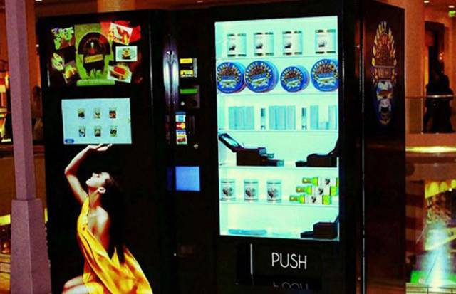 You Can Find Pretty Much Anything In Vending Machines These Days