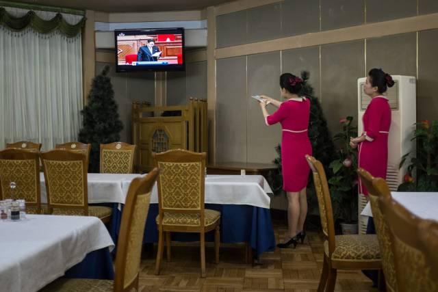 An Inside Look At Life In Pyongyang