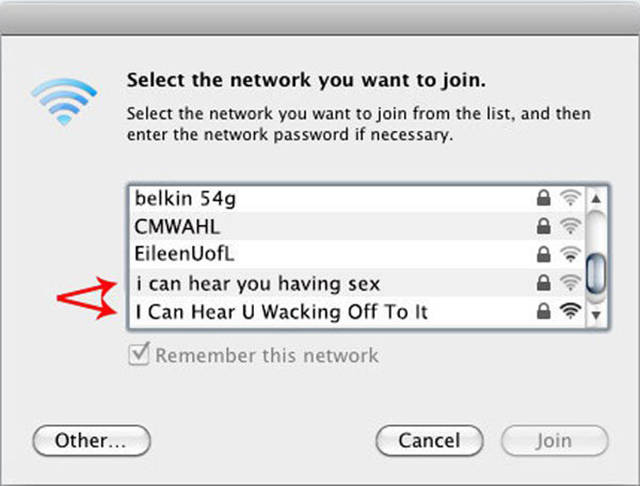 How To Piss Off Your Neighbors With Your Wi-Fi's Name