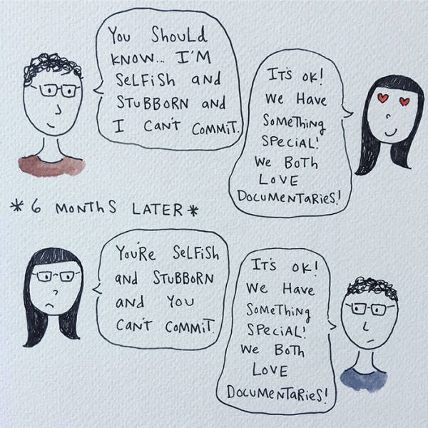 Amusing And Honest Comics About Adulthood