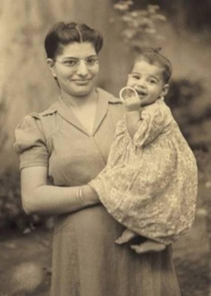 Unseen Childhood Photos Of Queen