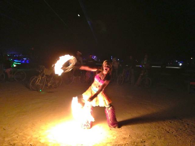 Burning Man Festival Is Unlike Anything Anyone Has Ever Experienced