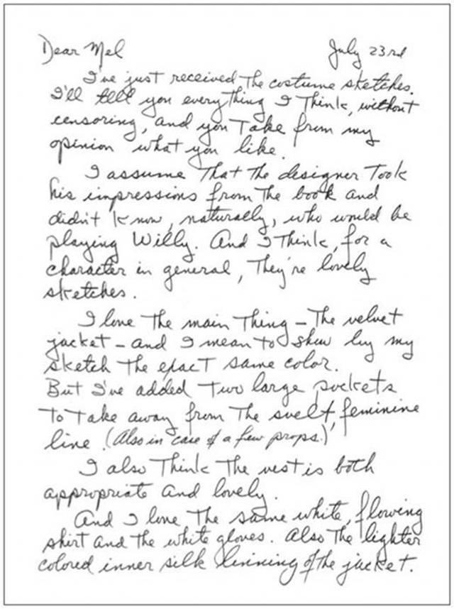 Gene Wilder Writes Letter To 'Willy Wonka' Director