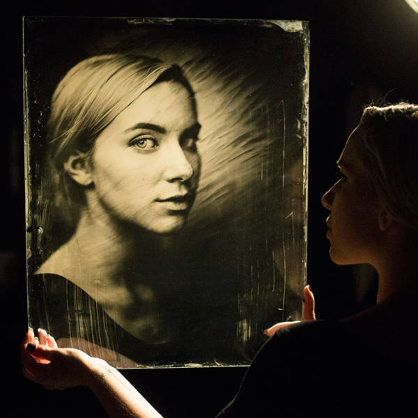 Portraits Taken With A 160-Year-Old Camera Are Arrestingly Beautiful