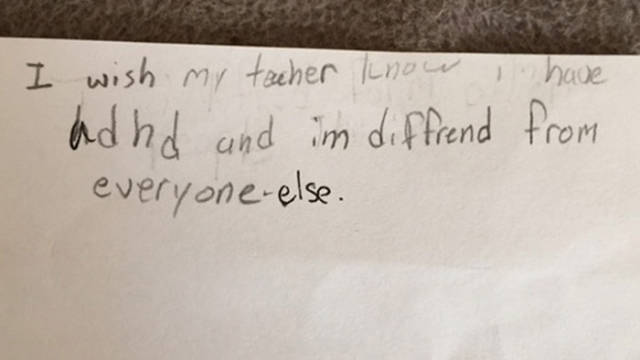 "Children's Answers To ""I Wish My Teacher Knew…"" Are Heart-Rending"