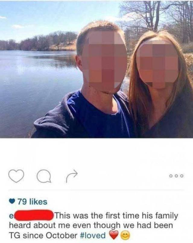 Girl Recaptions All Her Instagram Photos With Boyfriend After Finding Out He Cheated On Her