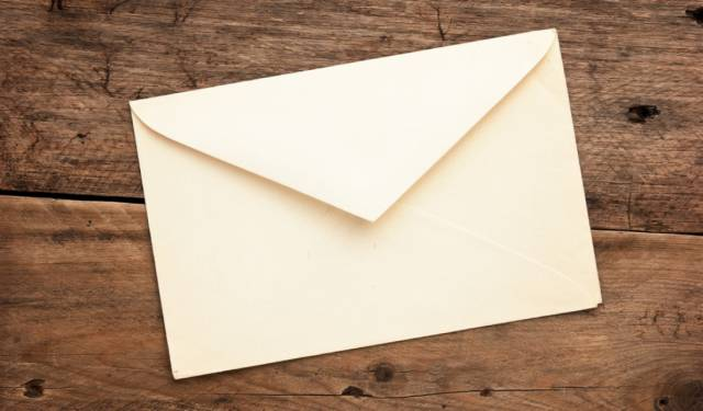 Man Found An Awesome Solution To Send A Letter Without Knowing The Address