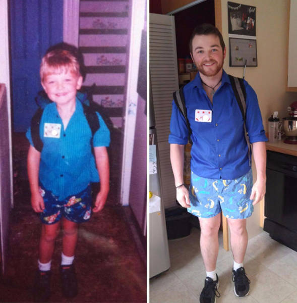 The First And Last Days Of School