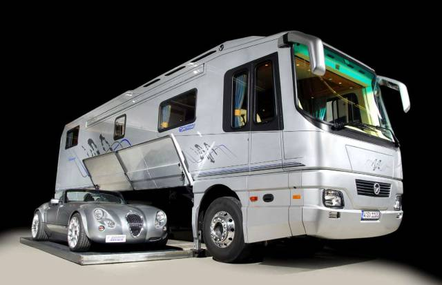The Priciest Models Of Motorhomes