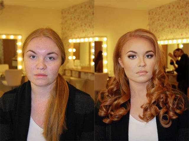 Incredible Before And After Pictures That Will Blow Your Mind
