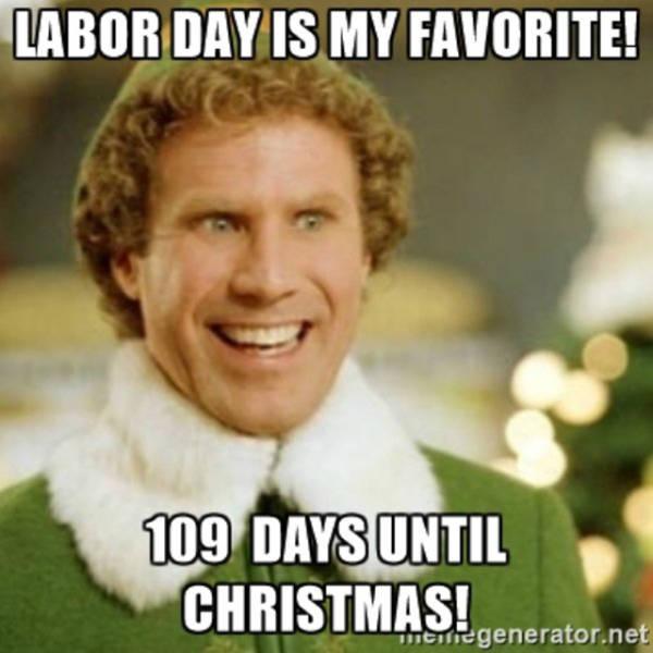 Happy Labor Day, 'Merica