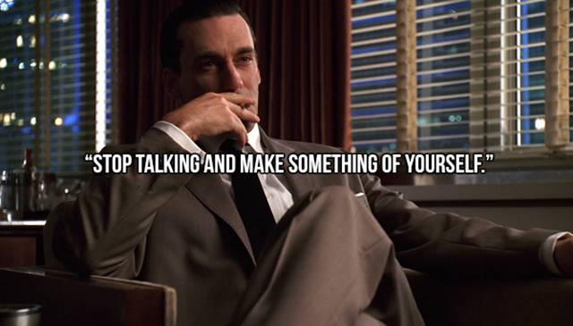 "The Best Quotes Of Don Draper From ""Mad Men"""