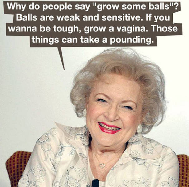 Betty White Quotes Never Disappoint