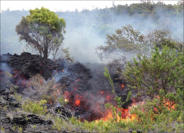 Hawain Kīlauea Active Volcano Is A Fascinating Thing To See