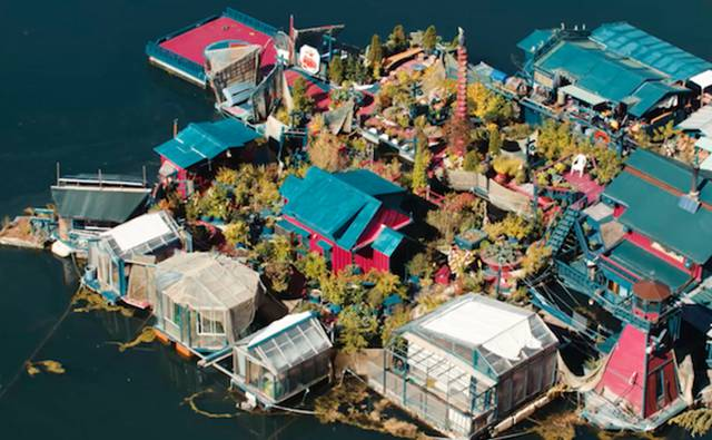 If You Dream To Have An Island But Can't Afford It, Just Build One Yourself