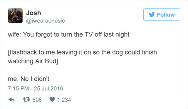 These Tweets Give Quite An Accurate Description Of Married Life