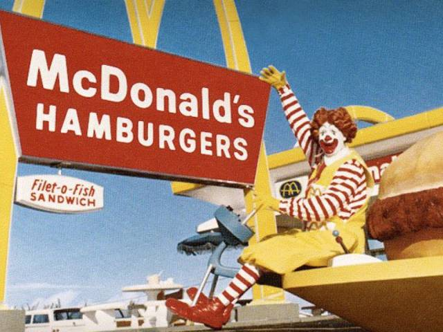 How Fast Food Restaurants Have Changed Over The Years