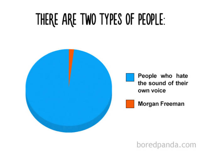 Amusing Pie Charts That Are So True