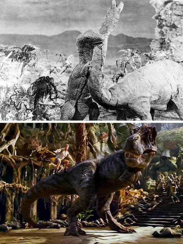 How Special Effects Evolved Through Time