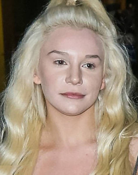 New Pictures Of Courtney Stodden Without Makeup