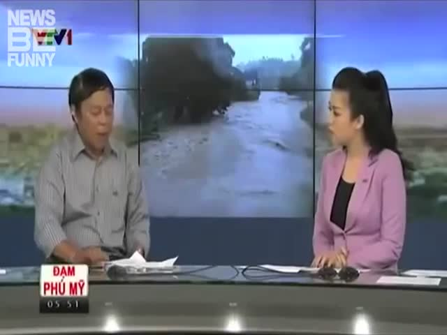 The Best News Bloopers With Cell Phones