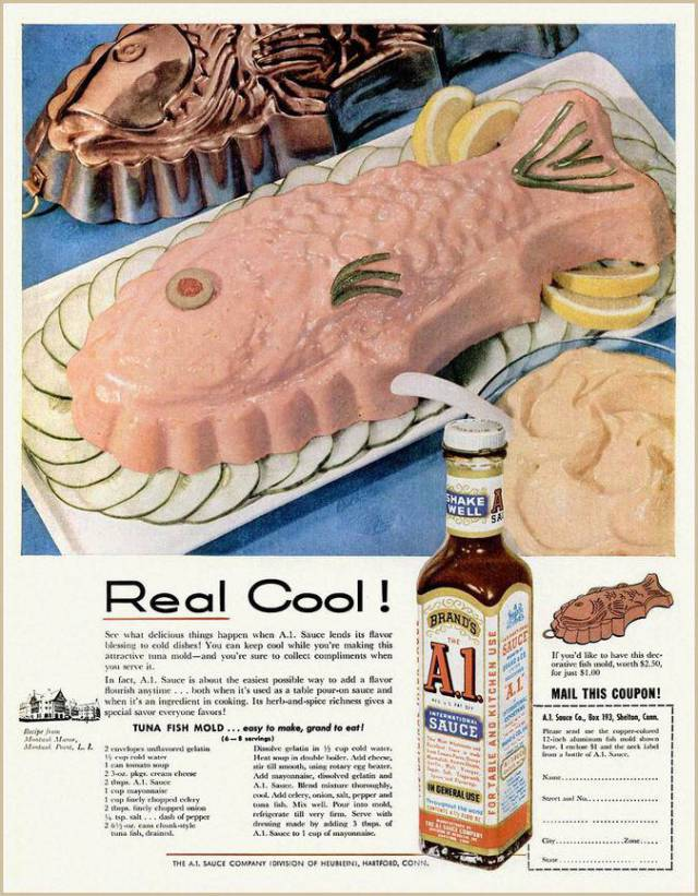 This Vintage Questionable Food Is Simply Gut Churning