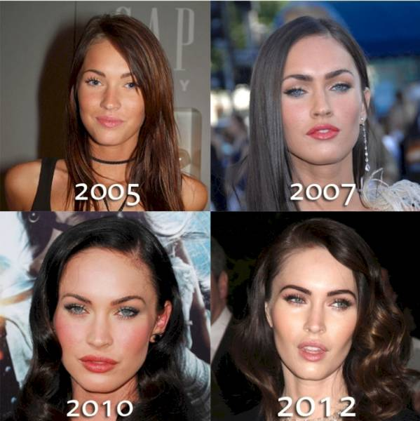 Mind-Blowing Transformations Of Hollywood Stars