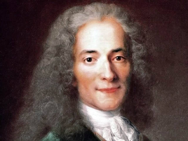 Some Inspirational And Wise Quotes Of Voltaire