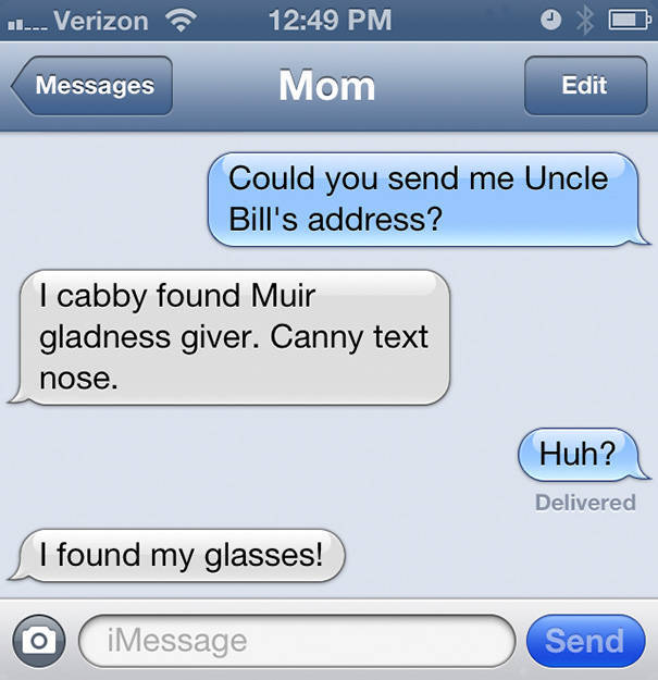 Moms Can Be Hilarious Too, These Texts Prove It