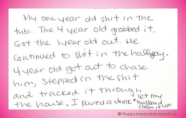 Some Crazy Ass Sh#t That Kids Have Ever Done Or Said