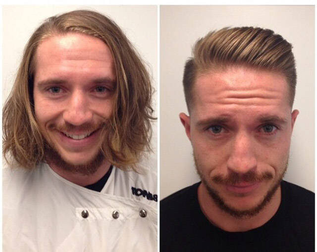Here Is Proof That A Good Haircut Can Change Your Life Forever