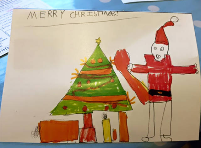These Kids' Innocent Drawings Look Really Dirty