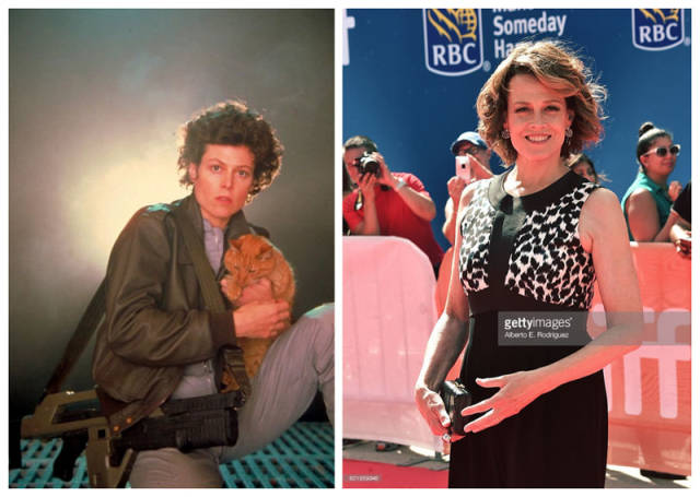 "How The Actors Of ""Aliens"" Have Changed In 30 Years"