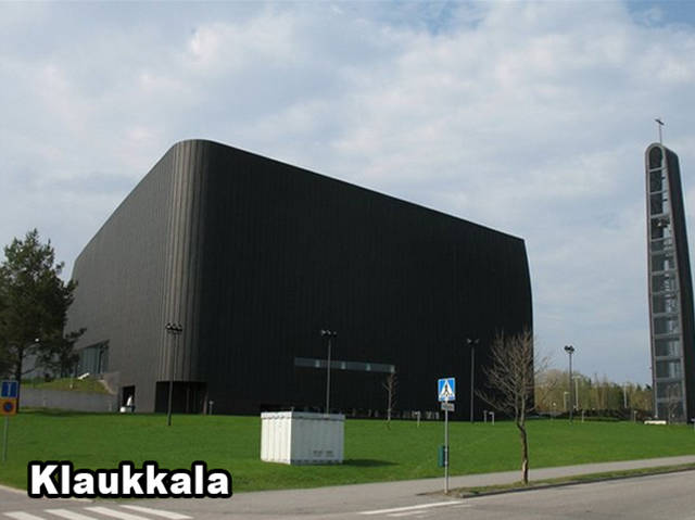 Unusual Churches Of Finland