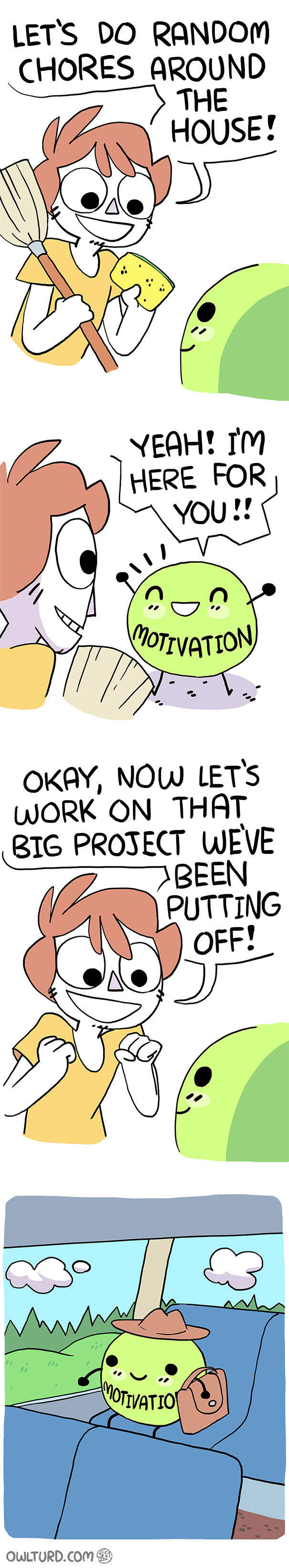 Funny And Extremely Accurate Comics About Life And Adulthood