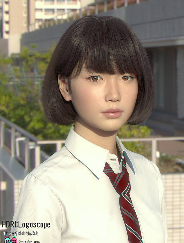 This Not-So-Typical Japanese Schoolgirl Will Blow You Away
