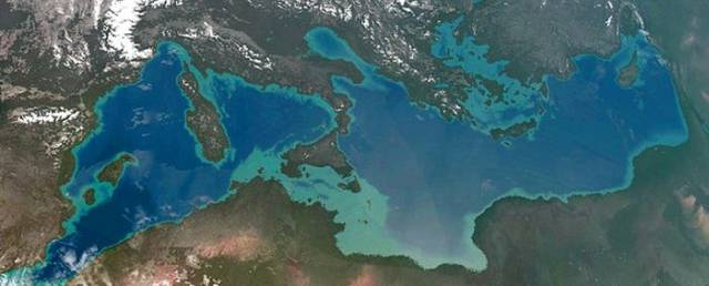 German Scientist In 1920's thought Up A Plan To Drain The Mediterranean Sea