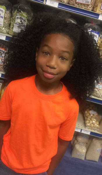 Little Boy Grows His Hair For 2 Years To Donate It