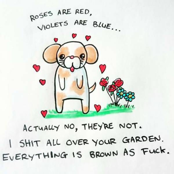 Offensive But Really Cute Greeting Cards 36 Pics Picture 4