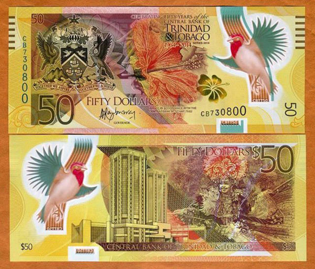 The Most Beautiful Examples Of Plastic Banknotes In The World