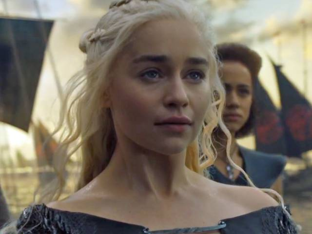 """It's Always Weird To See The """"Game Of Thrones"""" Cast In Real Life"""