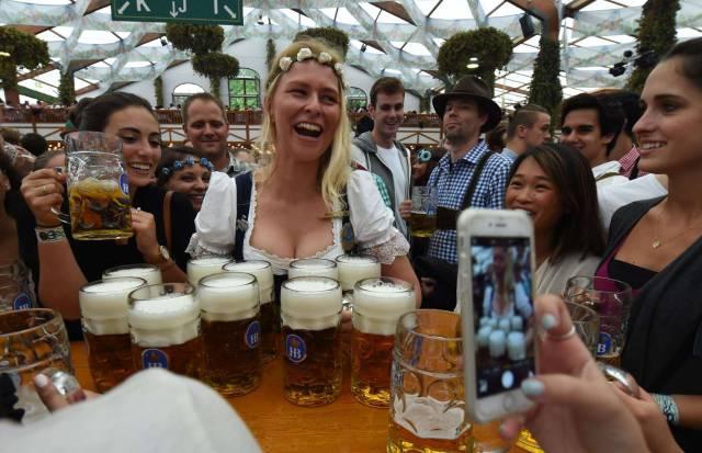 Oktoberfest: Photos From The World
