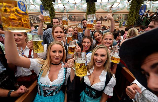 Oktoberfest: Photos From The World's Largest Beer Festival ...