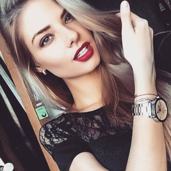 The Most Beautiful Russian Girls On Instagram 44 Pics -7891